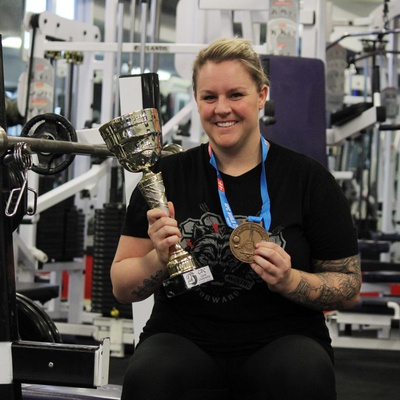 Townsend Kiya Mercedes Results In Powerlifting And Benchpress Records Personal Data Photos And Video
