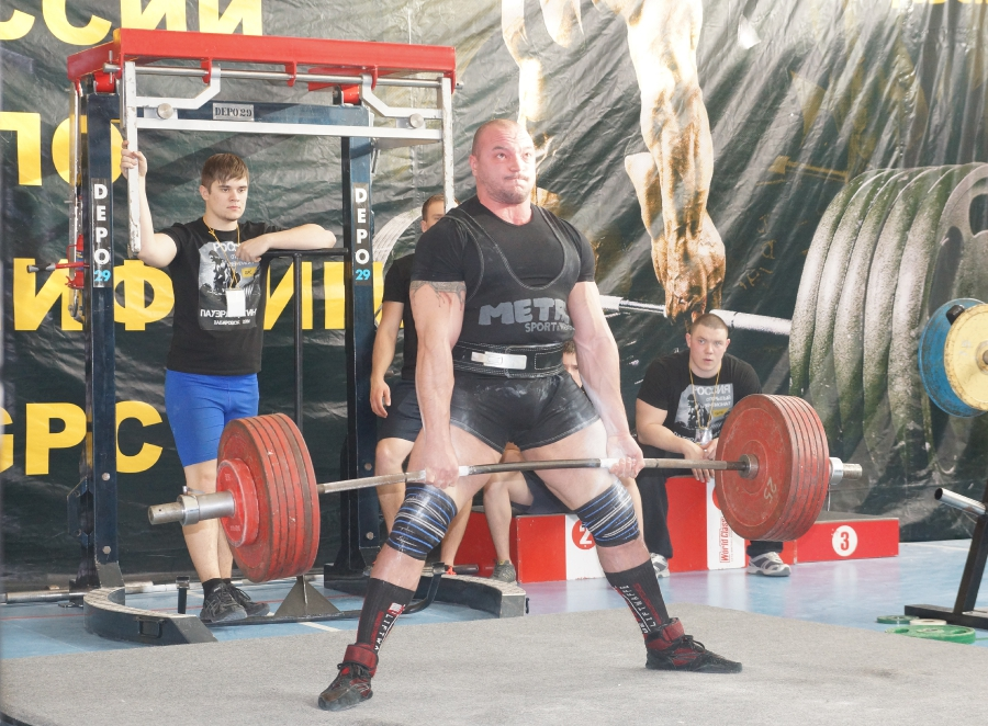 Drachev Andrei - results in powerlifting and benchpress, records, personal  data, photos and video